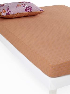 Drap-housse SOLSTICE pur coton