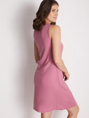 Fond de robe en maille