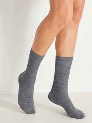 Mi-chaussettes non comprimantes lot 2