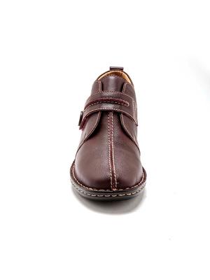Boots cuir, tannage végétal