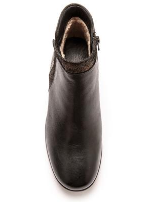 Boots imperméables, fourrées