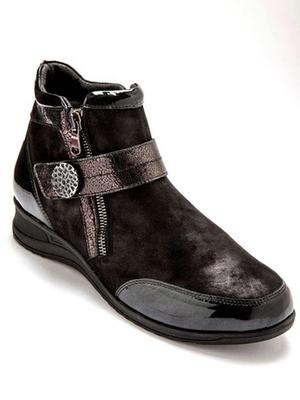 Boots à aérosemelle® largeur confort