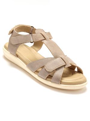 Sandales aérosemelle® à mémoire de forme