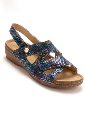 Sandales ouverture totale à aérosemelle®