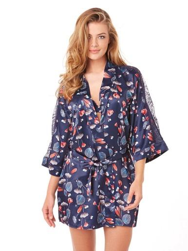 Kimono Espiègle - Pomm'poire - Modalova
