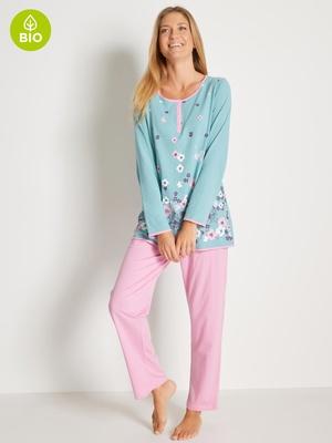 Pyjama pur coton bio