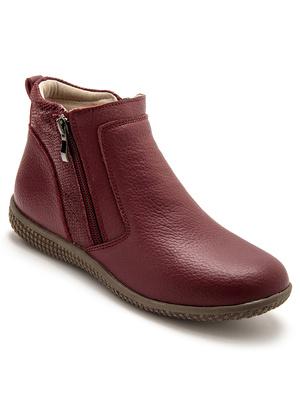 Boots mode, détails pailletés