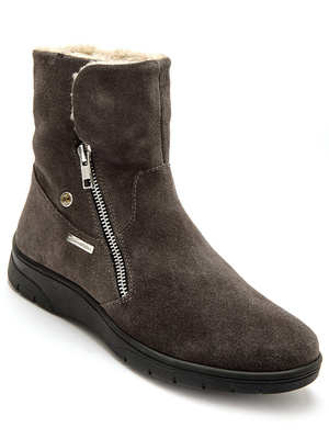 Boots imperméables fourrées