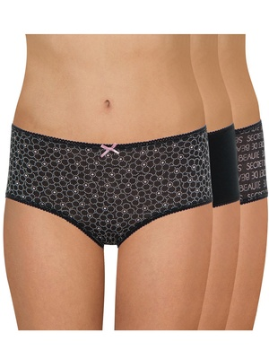 Lot de 3 boxers Trio Mode Secret by Athe