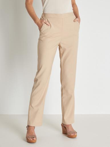Pantalon coupe droite - Charmance - Modalova