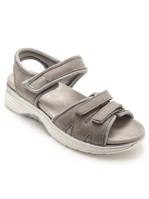 Sandales à scratchs spécial marche