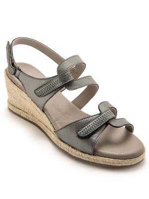Sandales aéorosemelle mémoire de forme