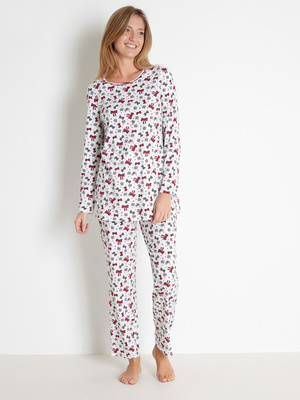 Le lot de 2 pyjamas maille bio