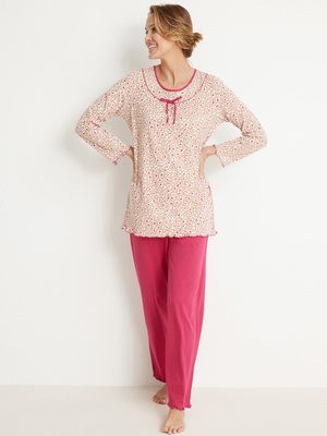 Pyjama en maille bio
