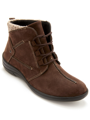 Boots fourrées aérosemelle® amovible