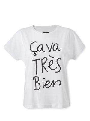 Tee-shirt à message