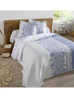 Parure couvre-lit matelassé