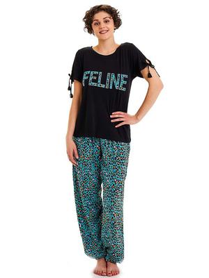 Pyjama Féline